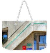 Marina Office Weekender Tote Bag
