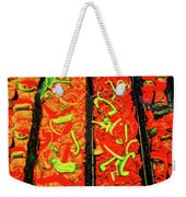 Marinated 3 Weekender Tote Bag