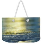Marine Blues Weekender Tote Bag
