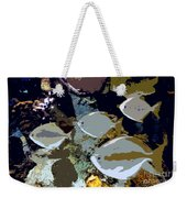 Marine Life Weekender Tote Bag