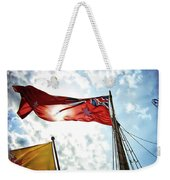 Mariners Flag Weekender Tote Bag