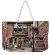 Marion Hose Bar Weekender Tote Bag