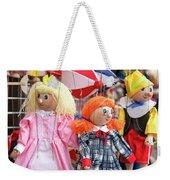 Marionettes 1940 Weekender Tote Bag