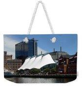 Maritime Baltimore Weekender Tote Bag
