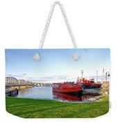 Maritime Springtime Weekender Tote Bag