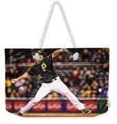Mark Melancon Baseball Weekender Tote Bag
