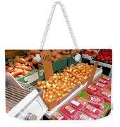 Market At Bensonhurst Brooklyn Ny 4 Weekender Tote Bag