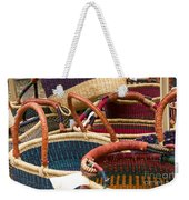 Market Baskets Weekender Tote Bag