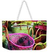 Market Baskets - Libourne Weekender Tote Bag