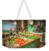 Market Weekender Tote Bag