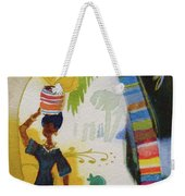 Market Day Weekender Tote Bag