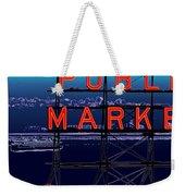 Market Ferry Weekender Tote Bag