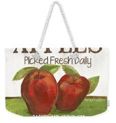 Market Fruit 2 Weekender Tote Bag