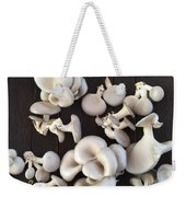 Market Mushrooms Weekender Tote Bag