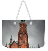 Market Square Presbyterian Weekender Tote Bag