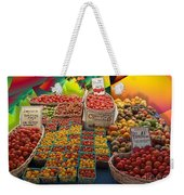 Market Still Life Weekender Tote Bag