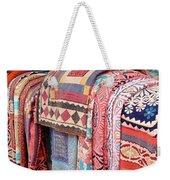 Marketplace Colors Weekender Tote Bag