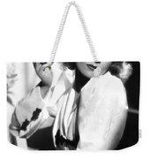 Marlene Dietrich Weekender Tote Bag
