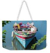 Marley Rowboat Rodney Bay Saint Lucia Weekender Tote Bag