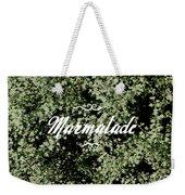 Marmalade Weekender Tote Bag
