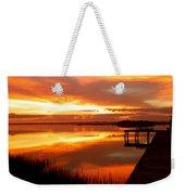 Marmalade Skies Weekender Tote Bag