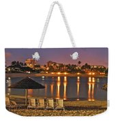 Marriott Lagoon Weekender Tote Bag