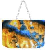 Mars Surface Orange And Blue Weekender Tote Bag