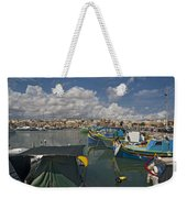Marsaxlokk Weekender Tote Bag
