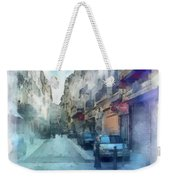 Marseille Back Street Weekender Tote Bag