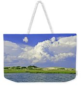 Marsh And Dunes Weekender Tote Bag