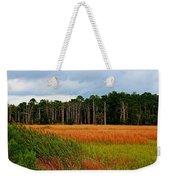 Marsh And Trees Weekender Tote Bag