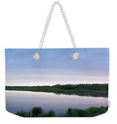 Marsh Calm Weekender Tote Bag