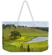 Marsh Creek Road Weekender Tote Bag