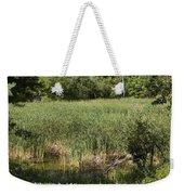 Marsh Grass Weekender Tote Bag