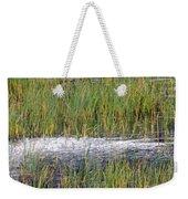 Marsh Grasses Weekender Tote Bag