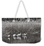 Marsh Hunters Weekender Tote Bag