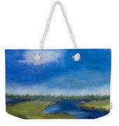 Marsh In The Low Country Weekender Tote Bag