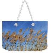 Marsh In The Wind Weekender Tote Bag