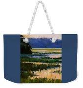 Marsh Jazz Weekender Tote Bag