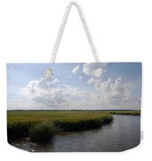 Marsh Scene Charleston Sc II Weekender Tote Bag