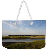 Marsh Scene Charleston Sc Weekender Tote Bag