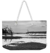 Marsh Skeletons Weekender Tote Bag