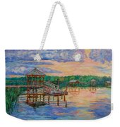 Marsh View At Pawleys Island Weekender Tote Bag