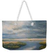 Marsh View Weekender Tote Bag