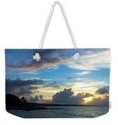 Marshall Islands Weekender Tote Bag
