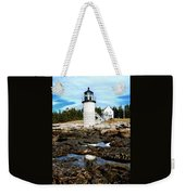 Marshall Point Reflection Weekender Tote Bag