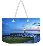 Marshall Point View Weekender Tote Bag