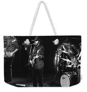 Marshall Tucker Band At Winterland 3 Weekender Tote Bag