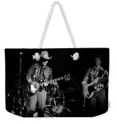 Marshall Tucker Winterland 1975 #10 Weekender Tote Bag