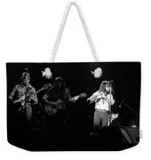 Marshall Tucker Winterland 1975 #35 Weekender Tote Bag